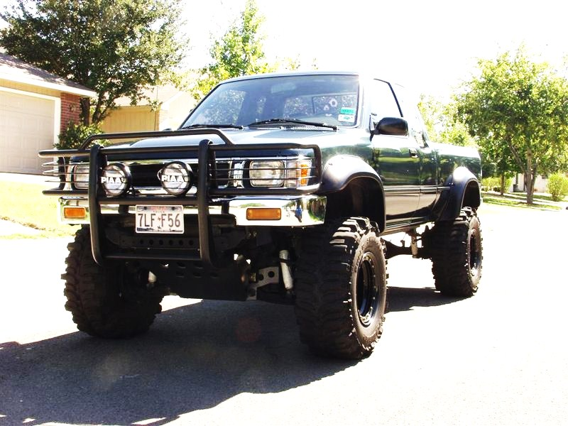My TR Limited On S Toyota Runner Forum Largest - 4runner truck